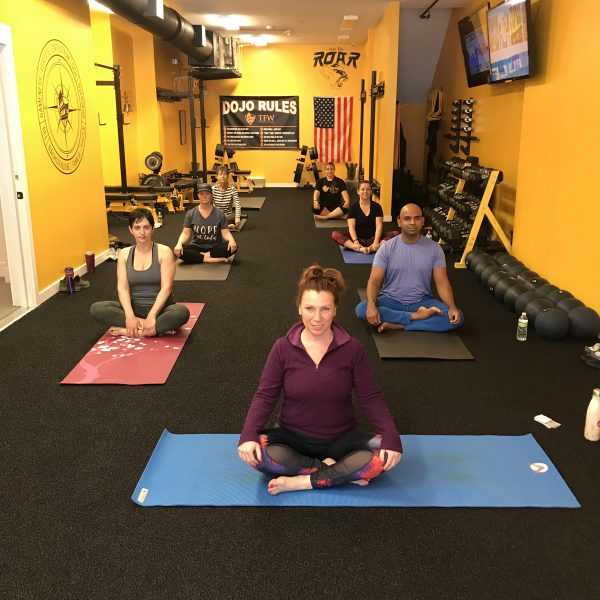 bayonne yoga